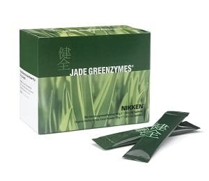 Greenzymer byg græs af NIKKEN